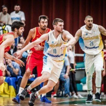 Сборная Украины по баскетболу обыграла Испанию в матче отбора на чемпионат мира-2019