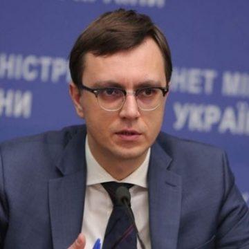 Министру инфраструктуры Владимиру Омеляну сообщили о подозрении в незаконном обогащении