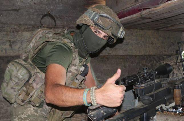 Операция Объединенных сил: бойцы ВСУ подавили огневые точки русских