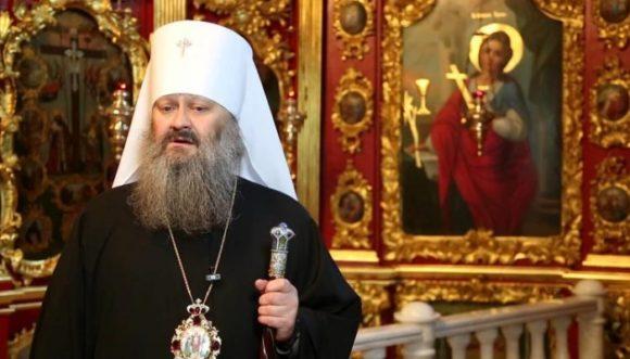 Жертва Томоса: Скандальный митрополит Павел угрожает проклятием (ВИДЕО)