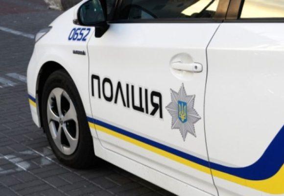 В Киеве обстреляли жилой дом из гранатомета