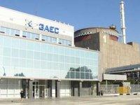 Запорожская АЭС отключила энергоблок для устранения дефекта