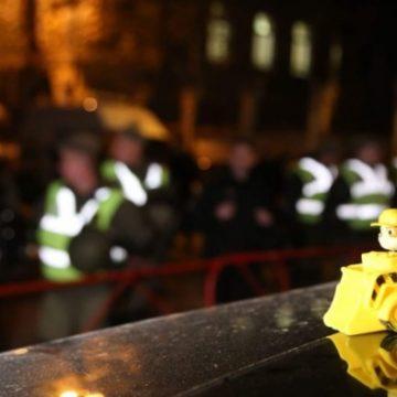 Ночь криков в пустоту: Почему акция протеста на Банковой не даст желаемого эффекта