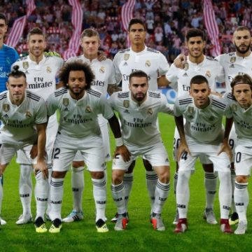 Реал — Рома Онлайн-трансляция матча