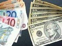 Курс доллара США снижается к евро и повышается к иене