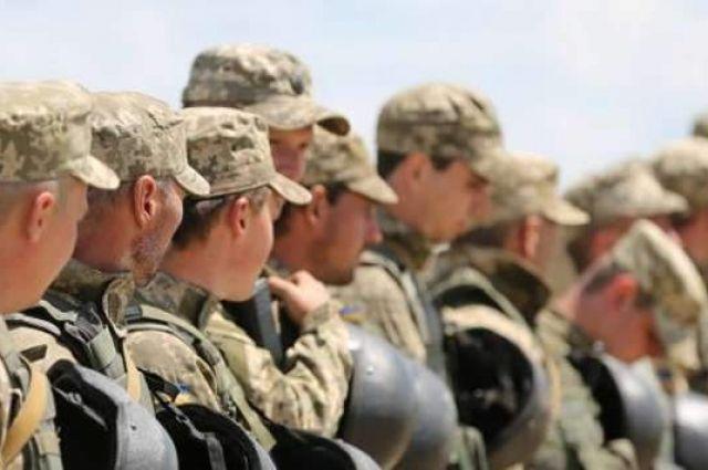 Двое украинских военных погибли, подорвавшись на мине, — штаб ООС