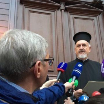 Синод Вселенского патриархата официально признал, что РПЦ аннексировала Киевскую церковь