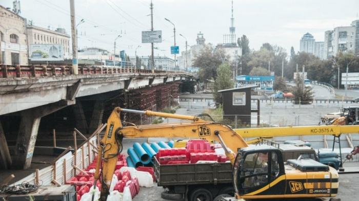 Ремонт Шулявського мосту: Чи загрожує Києву транспортний колапс