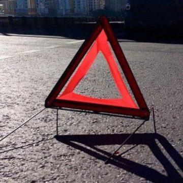 В Киеве пьяный водитель на авто с еврономерами сбил девочку на переходе