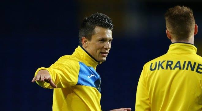 Италия — Украина — 1:1 Онлайн-трансляция матча