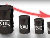 Нефть дешевеет на данных API о скачке запасов в США