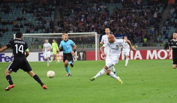 Ворскла — Карабах Онлайн-трансляция матча
