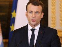 Макрон призывает Европу стать сильнее и предотвратить глобальный хаос
