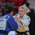 Украинская дзюдоистка Черняк выиграла золотую медаль на турнире в Гааге