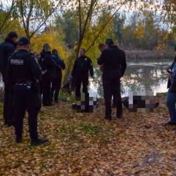 В городе Днепр обнаружили в озере тела двух парней