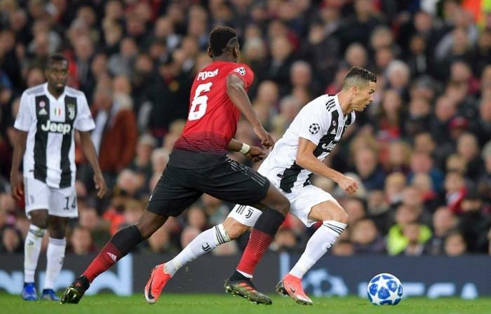 Ювентус — Манчестер Юнайтед — 1:2 Хроника матча, видео голов