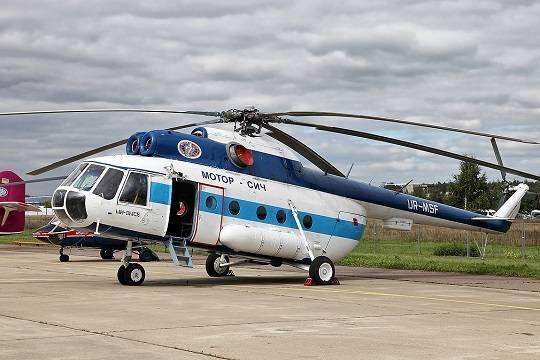 «Вертолеты России» уходят в затяжное пике