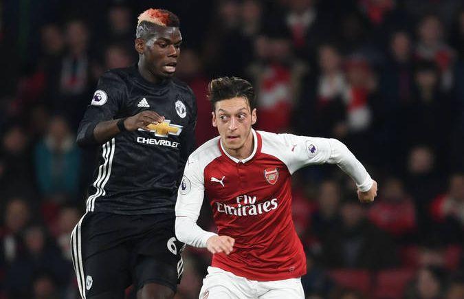 Манчестер Юнайтед — Арсенал Онлайн-трансляция матча