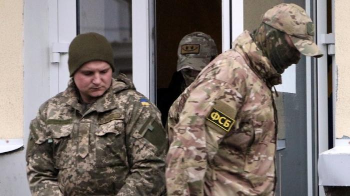 Голубь худого мира: Украинские пленные моряки стали предметом торгов