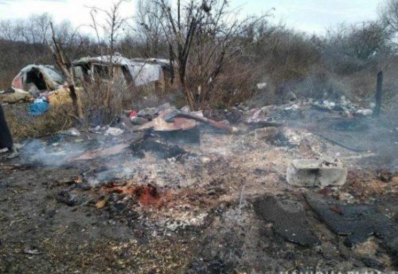 Во Львовской области на свалке заживо сгорел подросток