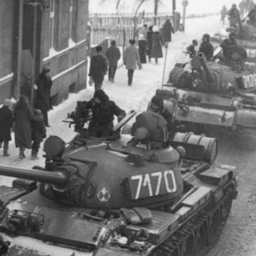 Настоящее военное положение: Польша начала 80-х vs современная Украина