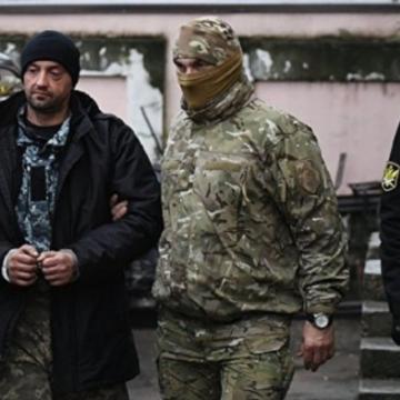 Украинских моряков переводят в Лефортово