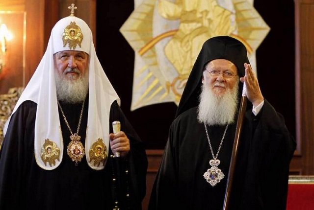 Взяли Иисуса Христа в заложники: РПЦ пыталась шантажировать Варфоломея