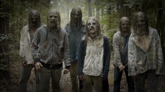 Ходячие мертвецы 9 сезон: что известно о Шепчущихся