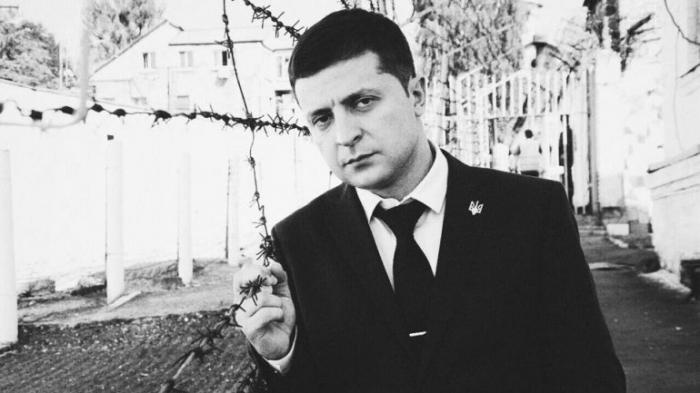 Кандидат Z: Поход Зеленского в президенты как неподготовленный фарс