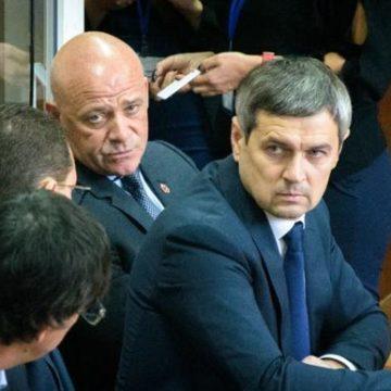 Заседание по делу Труханова закончилось потасовками (ВИДЕО)
