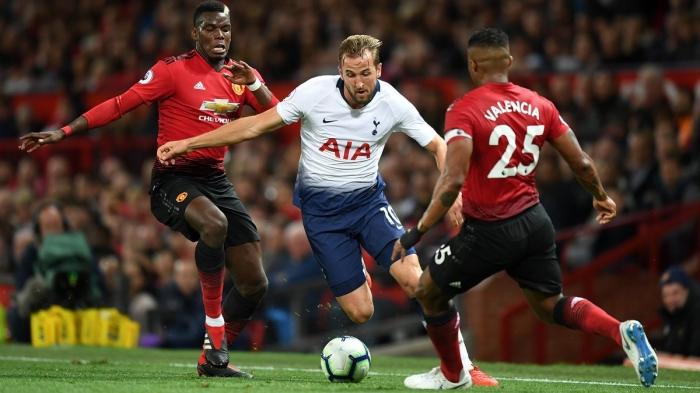 Тоттенхэм Хотспур — Манчестер Юнайтед Онлайн-трансляция матча