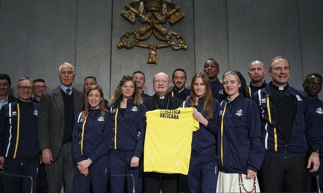 В Ватикане из священников и монахинь создали спортивную команду