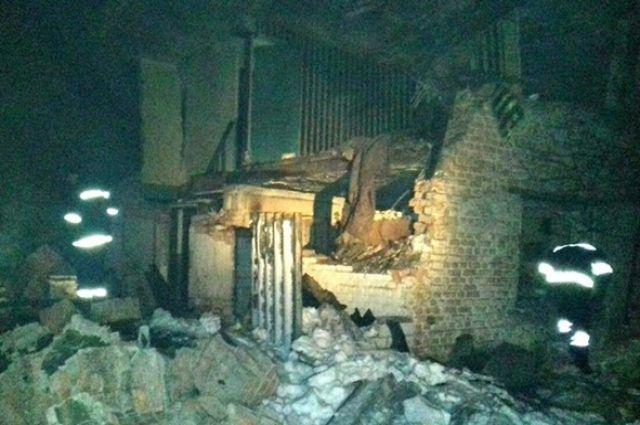 В Полтавской области произошел взрыв в жилом доме: есть жертвы