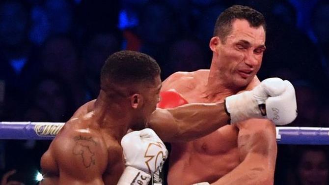 Владимир Кличко в апреле может вернуться на ринг