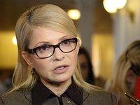 Тимошенко: Новая власть должна вернуть оккупированные территории Крыма и Донбасса и привлечь Россию к возмещению убытков