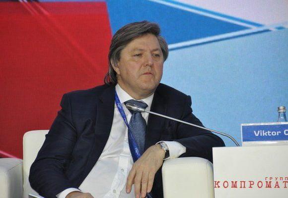Виктор Олерский и «бельгийские вафли»