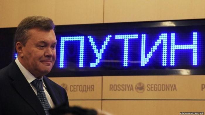 Овощи-фрукты: Зачем Кремль снова дал слово Януковичу