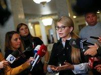 У президента достаточно полномочий для снижения тарифов на газ, утверждает Тимошенко