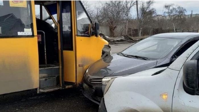 Бывший мэр Полтавы попал в ДТП с пострадавшими