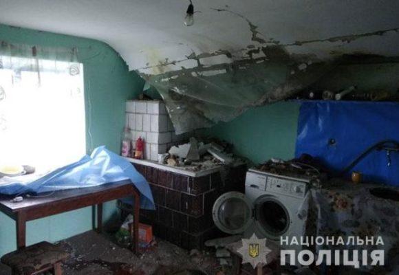 В Тернопольской области в доме с детьми взорвалась шаровая молния