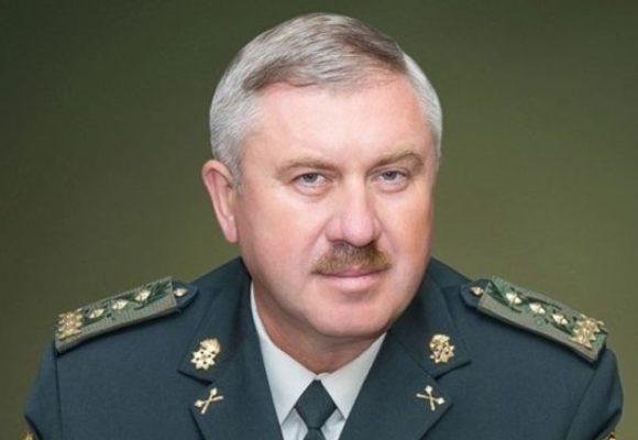 Суд арестовал на два месяца экс-главу Нацгвардии Юрия Аллерова