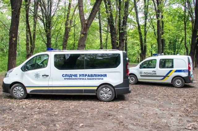 В парке Киева нашли повешенным молодого мужчину, которого искали два дня