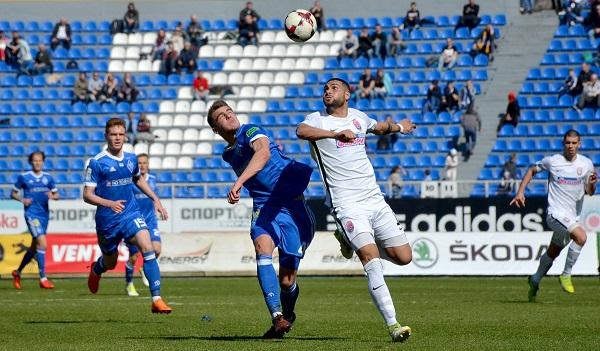 Динамо — Заря 1-0: онлайн видео трансляция