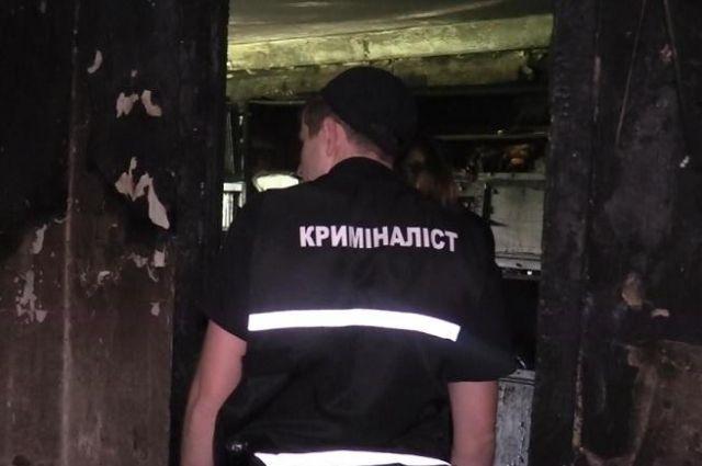 В Киеве от взрыва в собственной квартире погиб пенсионер