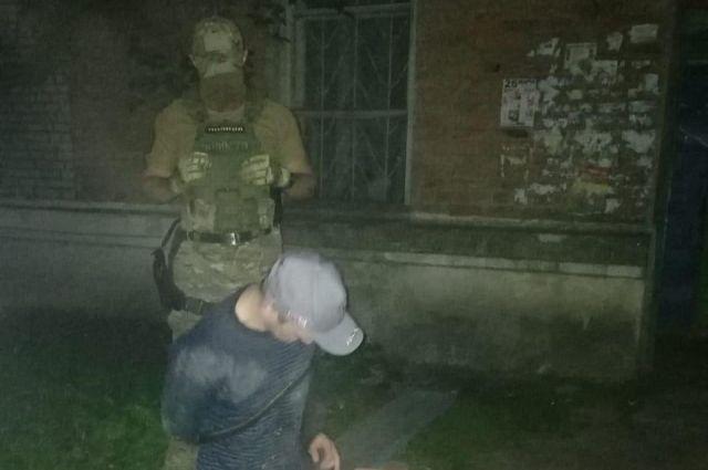 Взрыв гранаты в Шостке: полиция разыскала подозреваемого