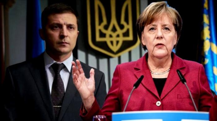 Зеленский встретится с Меркель: названа дата