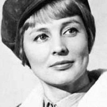 Умерла известная советская актриса, мать Михаила Ефремова
