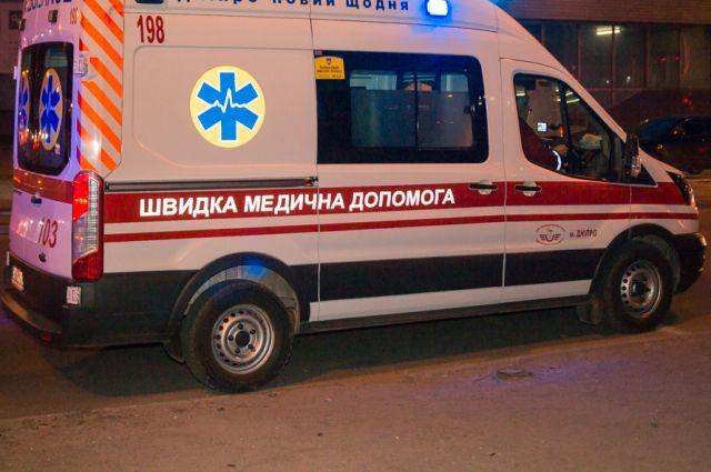 В Сумской области трактор переехал работнику голову