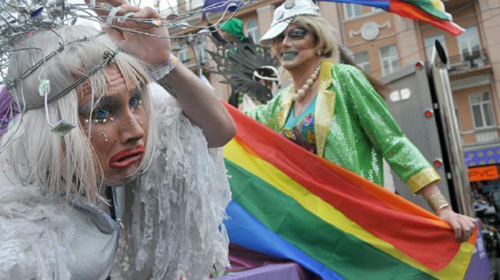 Мосийчук объявил войну геям. И проиграл