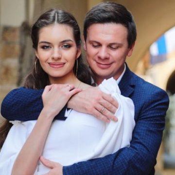 Дмитрий Комаров раскрыл детали романа и свадьбы с Александрой Кучеренко